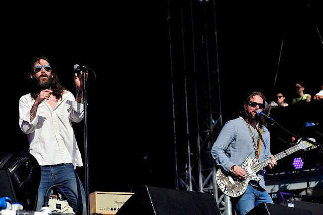 ¿Vuelven The Black Crowes?